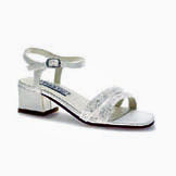 Childrens Bridal Shoes