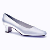 Betty Low Heel Bridal Shoes