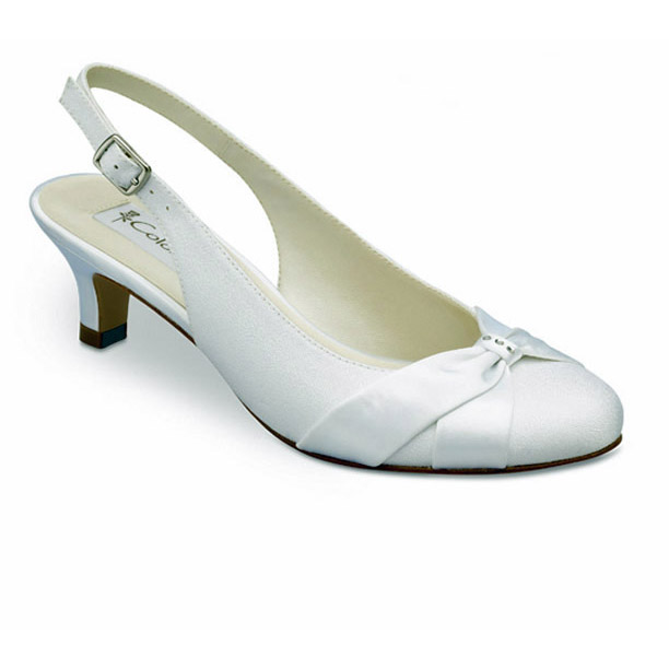 Images Of White Wedding Shoes