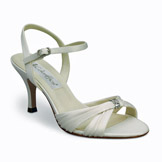 Torie Ivory Bridal Shoes